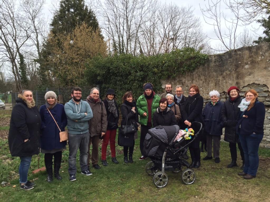 Réunion jardins partagés 2 - 30 janvier 2016''